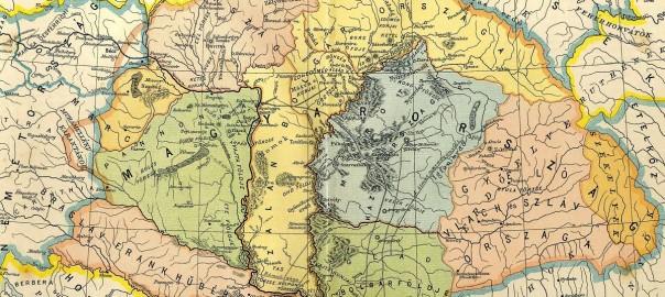 ungaria-transilvania-harta